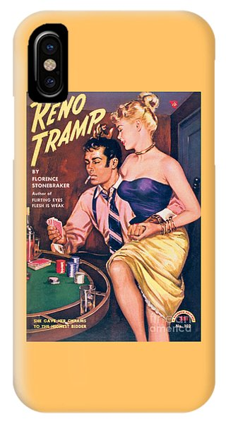 Reno Tramp IPhone Case