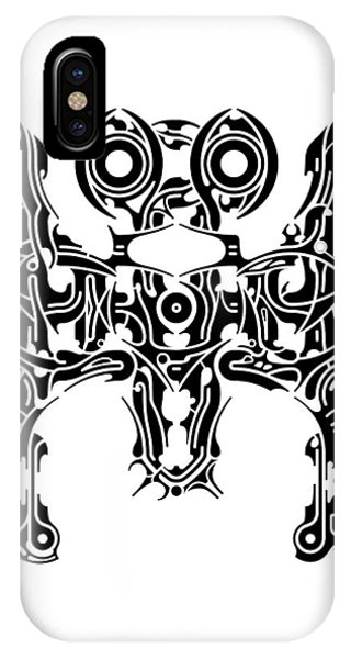 Requiem I Phone Case by David Umemoto