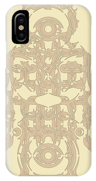 Requiem Vii Phone Case by David Umemoto