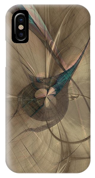 Resurrection Of Horus - Center IPhone Case