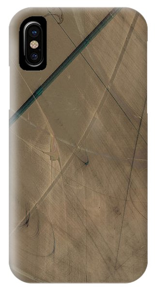 Resurrection Of Horus - Left IPhone Case