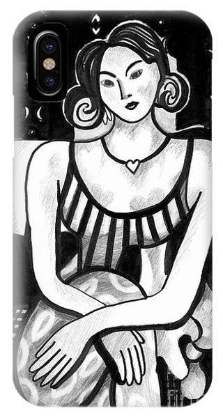 Rethinking Matisse IPhone Case