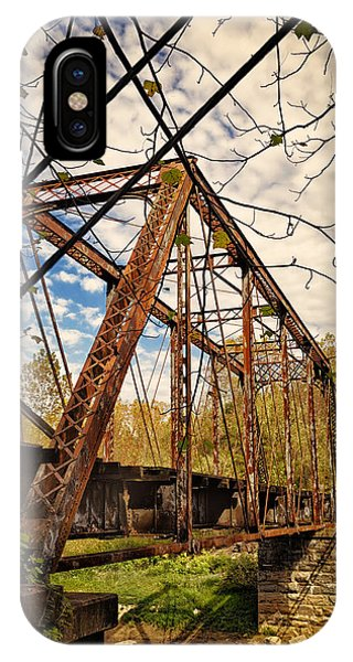 Retired Trestle IPhone Case