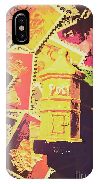 Tint iPhone Case - Retro Postal Service by Jorgo Photography - Wall Art Gallery