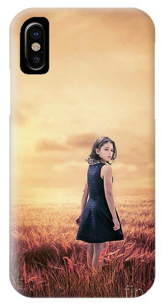 Desolation iPhone Case - Return To Tomorrow by Evelina Kremsdorf