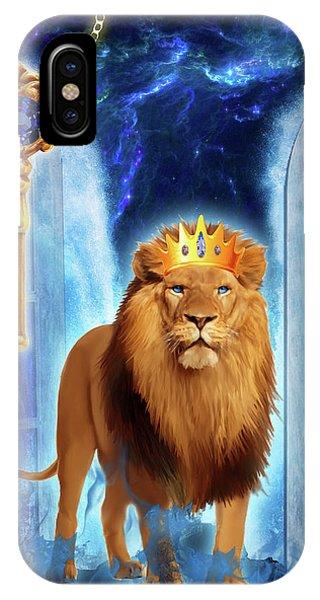 Revelation Gate IPhone Case