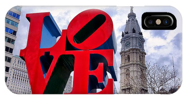 Reverse Love IPhone Case