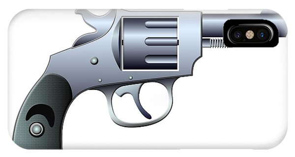 Revolver IPhone Case