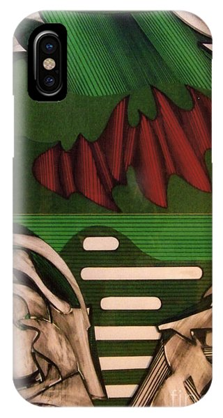 Rfb0110 IPhone Case