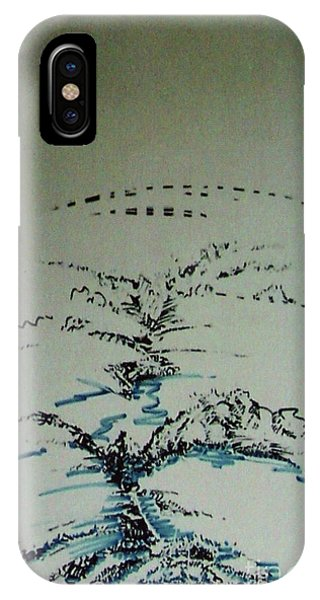 Rfb0206-2 IPhone Case