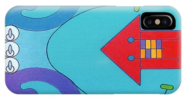 IPhone Case featuring the drawing Rfb1027 by Robert F Battles