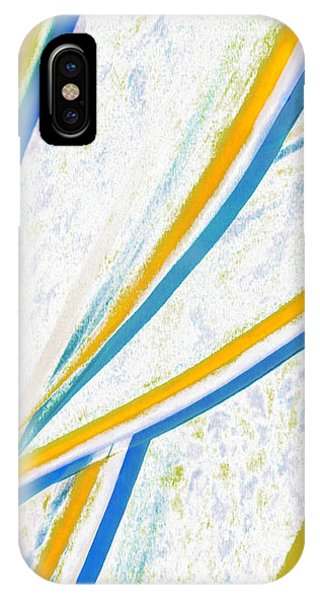 Rhapsody In Leaves No 1 IPhone Case