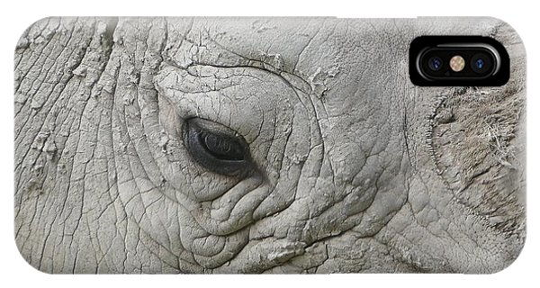 Rhino Eye IPhone Case