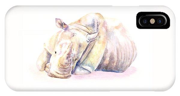 Rhino Two IPhone Case