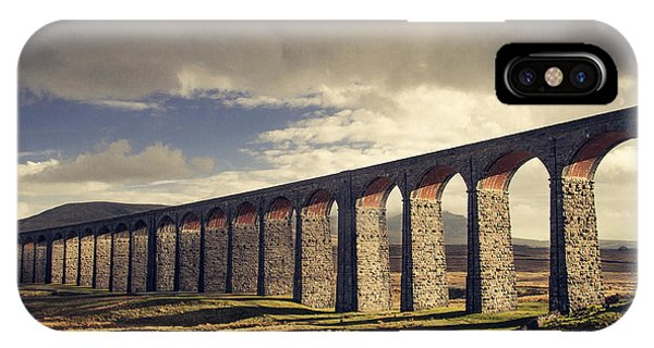 Imposing iPhone Case - Ribblehead by Chris Dale