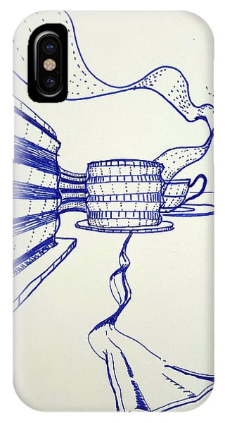 iPhone Case - Ribbons by Dave Martsolf