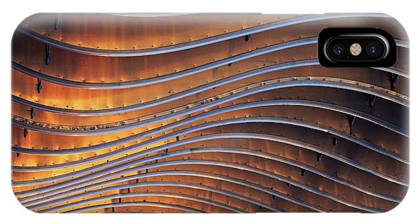 Ribbons Of Steel IPhone Case