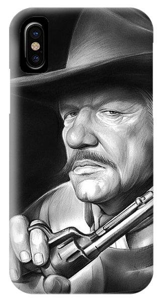 Richard Boone IPhone Case