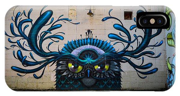 Richmond Street Art IPhone Case