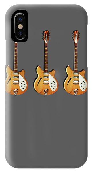 Rickenbacker 360 12 1964 IPhone Case