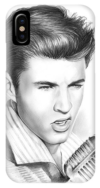 Ricky Nelson IPhone Case