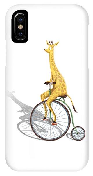 Ride My Bike IPhone Case