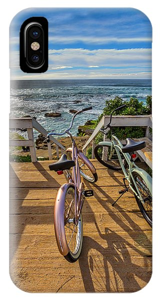 Ride With Me To The Beach IPhone Case