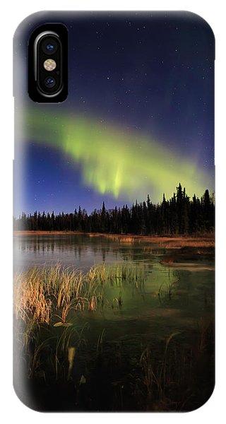 Treeline iPhone Case - Ridgway by Ed Boudreau
