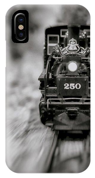 Riding The Railways IPhone Case