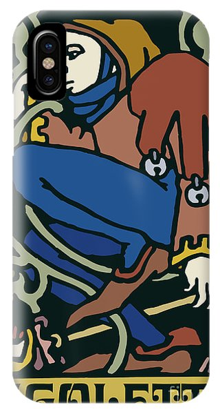 Rigoletto IPhone Case