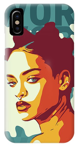 Rihanna iPhone Case - Rihanna by Greatom London