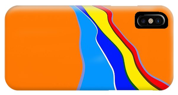 Rill IPhone Case
