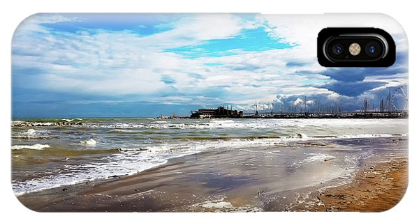 Rimini After The Storm IPhone Case