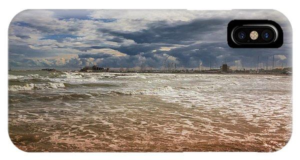 Rimini Storm IPhone Case