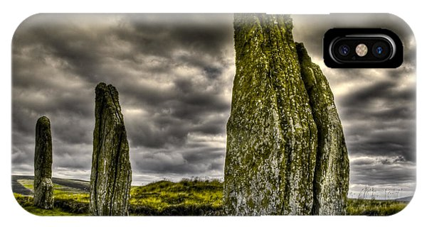 Ring Of Brodgar Orkney IPhone Case