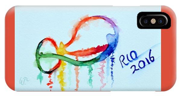 Rio 2016 IPhone Case