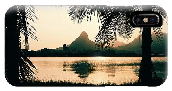 Rio De Janeiro, Brazil Landscape IPhone Case