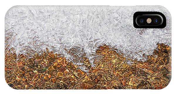 Rio Embudo Ice IPhone Case