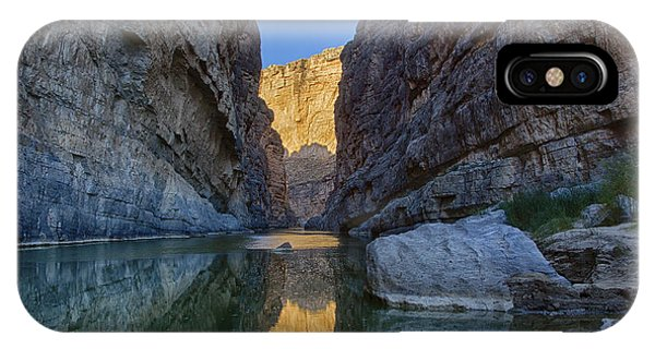 Rio Grand - Big Bend IPhone Case