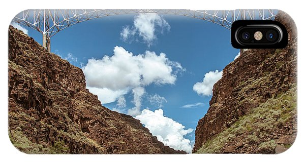 Rio Grande Gorge Bridge IPhone Case