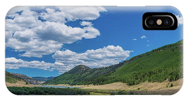 Rio Grande Headwaters #3 IPhone Case