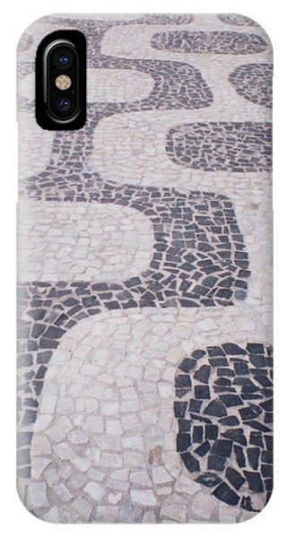 Rio Sidewalk IPhone Case