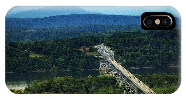 Rip Van Winkle Bridge IPhone Case