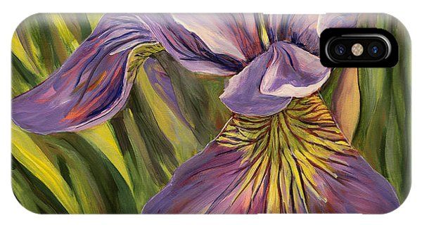 Ripe Iris IPhone Case