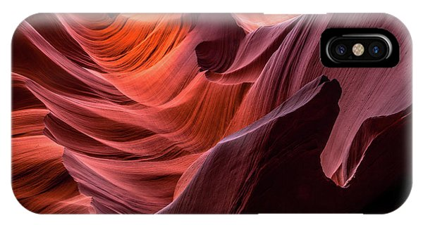 Ripple Of Color IPhone Case