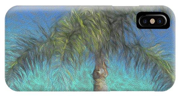 Rippled Palm IPhone Case