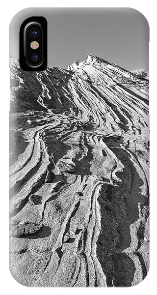 Rippled Sandstone At Waterhole Canyon IPhone Case