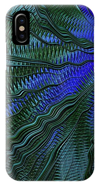 iPhone Case - Rippling by Amanda Moore