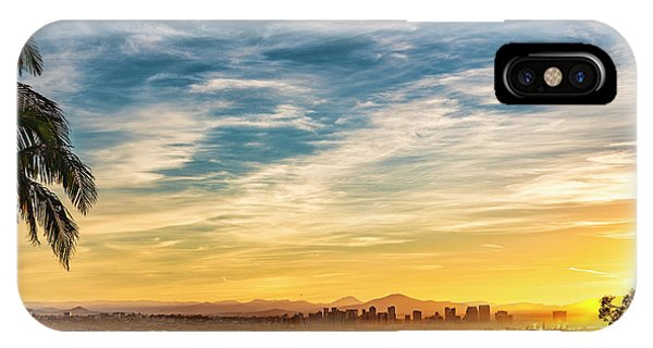 IPhone Case featuring the photograph Rise And Shine by Dan McGeorge