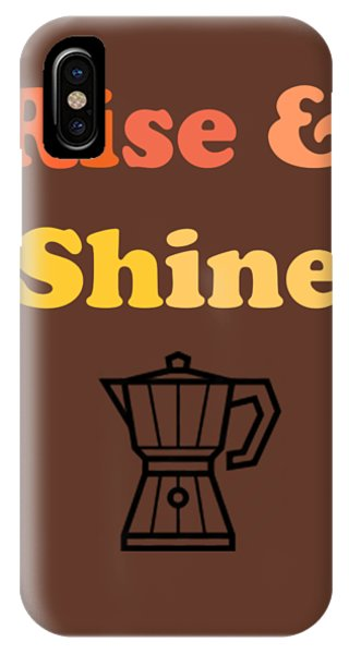 Morning iPhone Case - Rise And Shine by Rosemary Nagorner